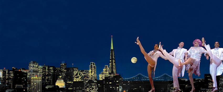 San Francisco Dame Edna
