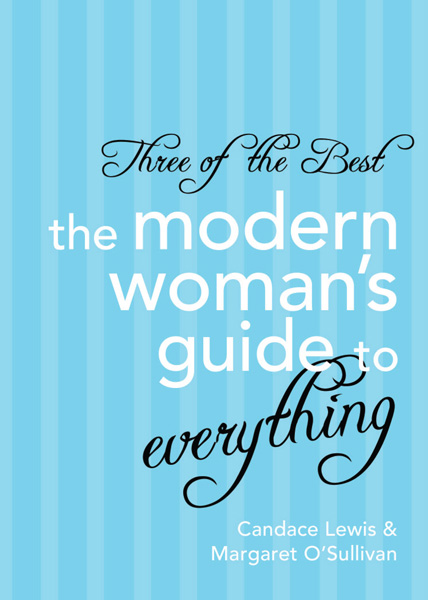 the modern women's guide to everything